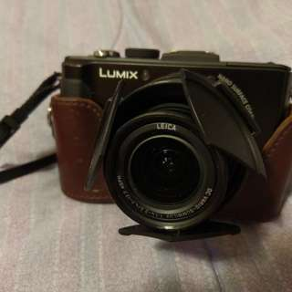 Panasonic Lumix LX7 Super full set