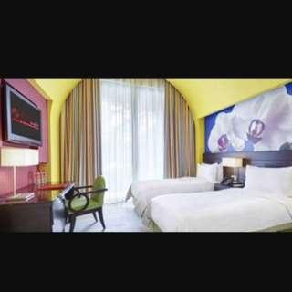 RWS Festive Hotel 2D1N w Breakfast for two