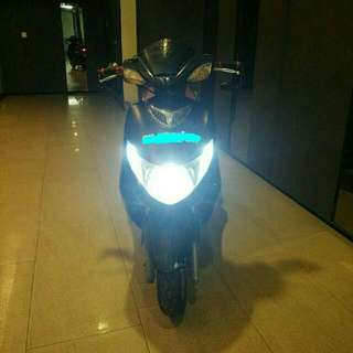 Motorcycle Bright Pole Lights/ Signal Lights / Brake Lights (Car quality)