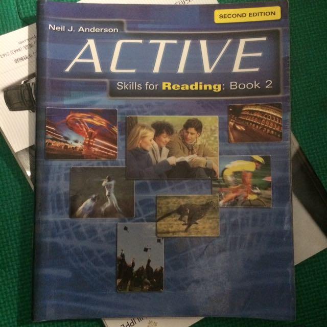 含運)Active reading book2