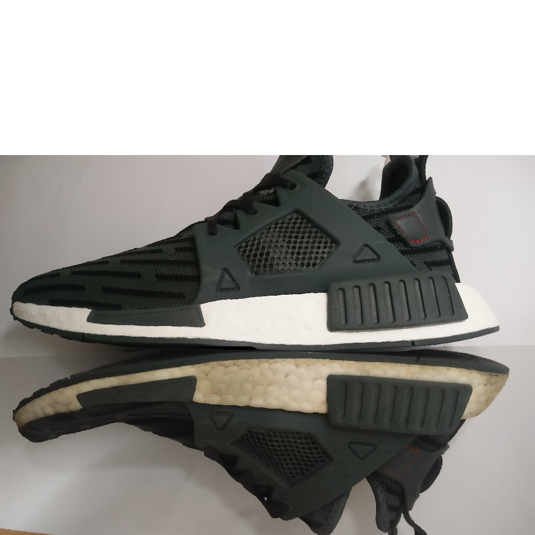 d2c05c2a adidas NMD XR1 W Utility Ivy Cleaning and repainting service, Men's  Fashion, Footwear, Sneakers on Carousell