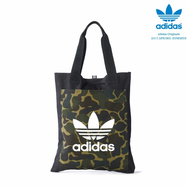 197b0c2e6f9 adidas Originals Tote Bag Camo, Men s Fashion, Bags   Wallets on ...