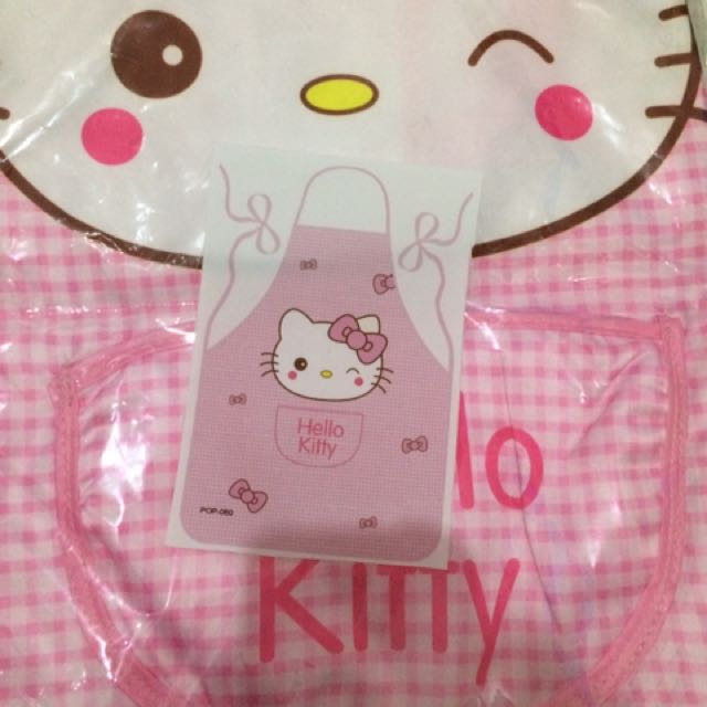 Apron hello kitty