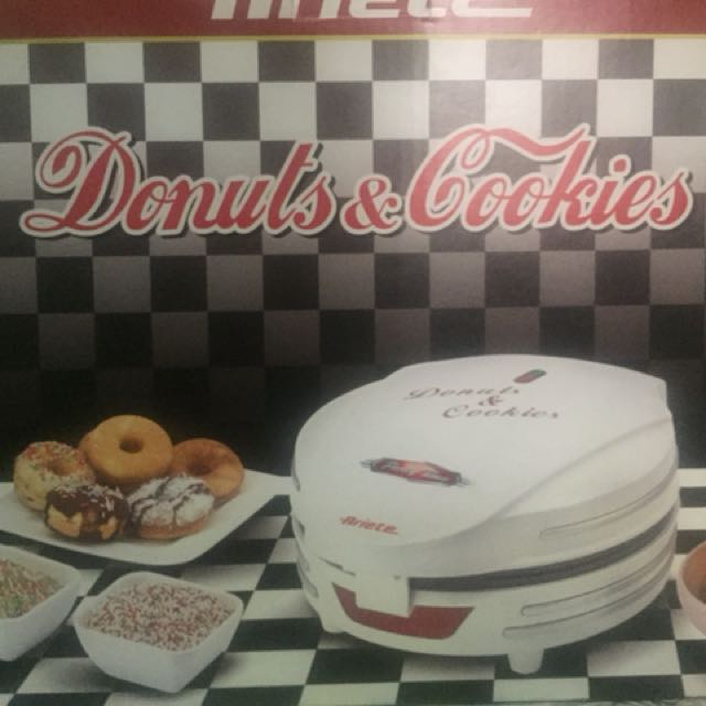 ariete cookies and donits maker