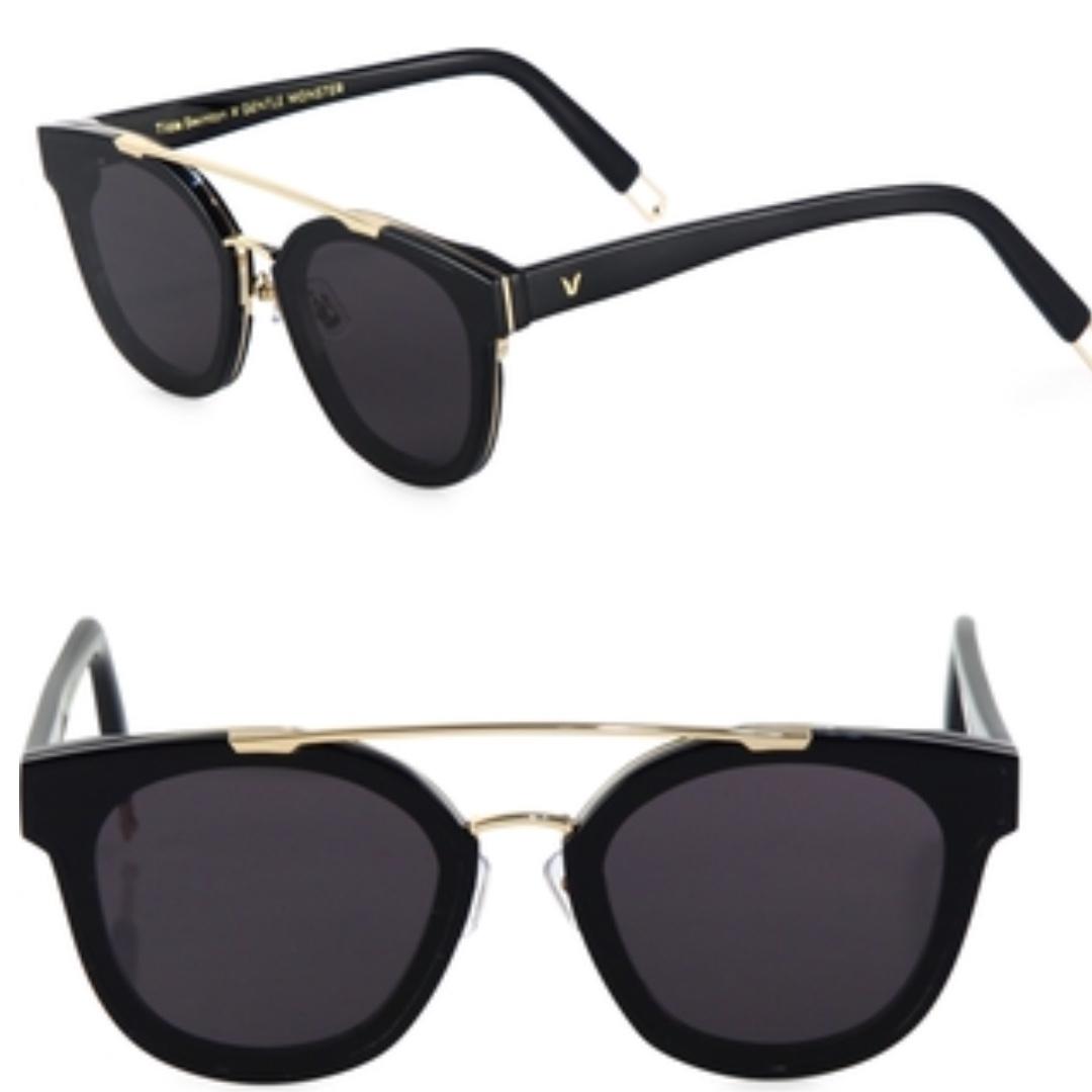 30cbfea7c72 Authentic Gentle Monster Tilda Swinton Newtonic Sunglasses