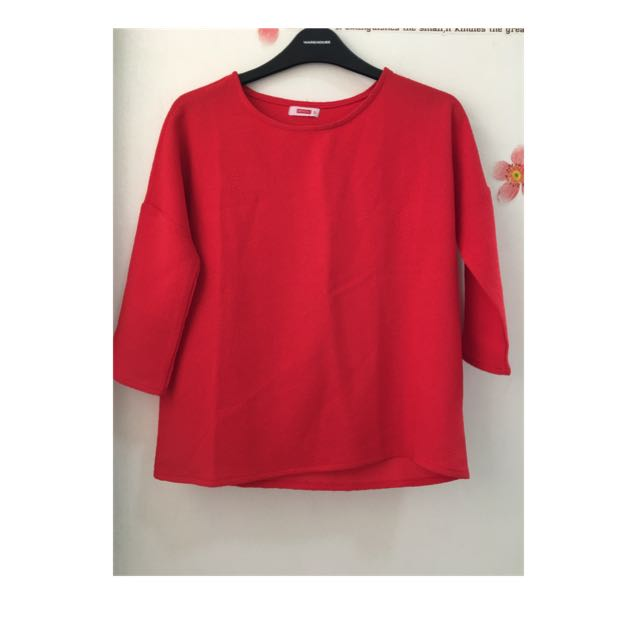 BENCH Red Blouse