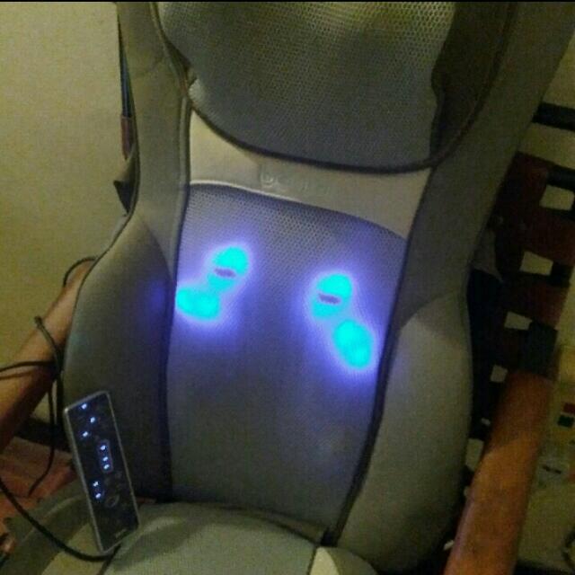 Beurer Shiatsu Massage Machine
