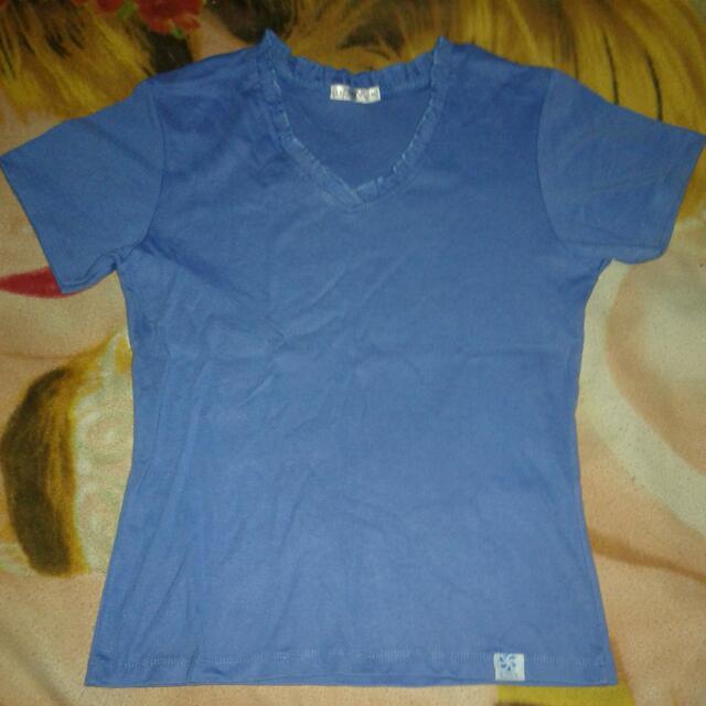 Bianca Chandon BCNY Blouse (Blue)