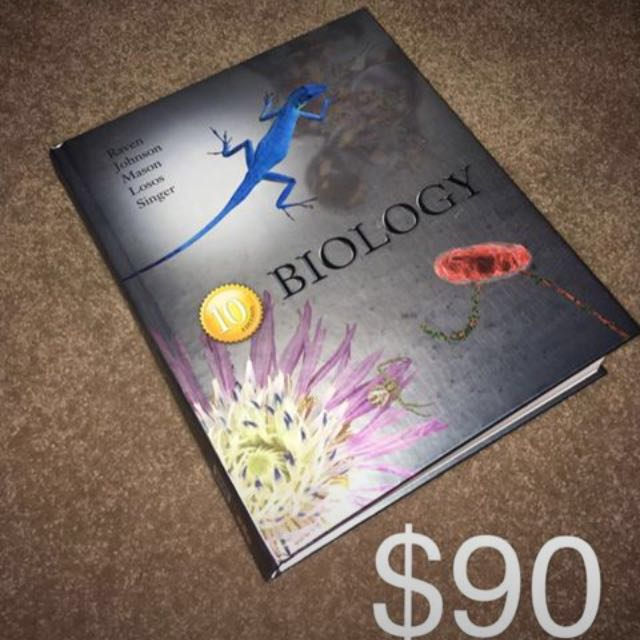 Biology Textbook Raven et al