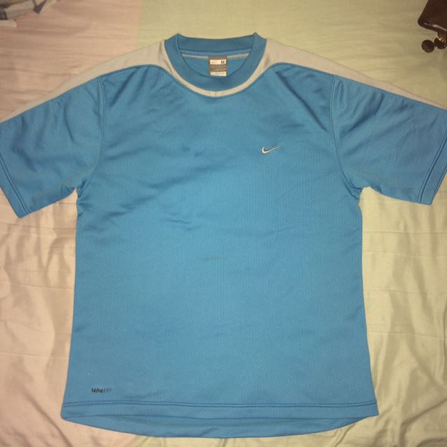 Blue NikeFit Sweat Shirt