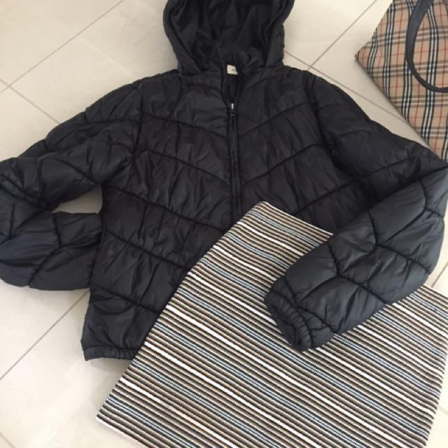 Bread n butter jacket - Mossman Skirt