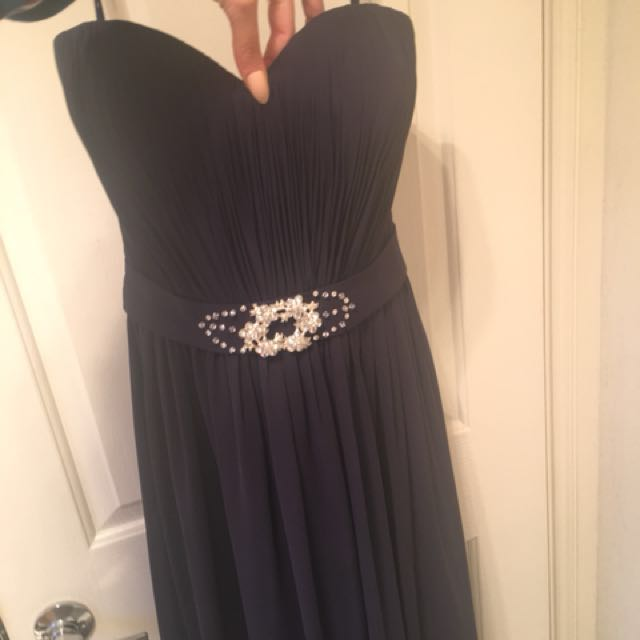 Bridesmaid / Formal Dress - Size 10 / 12