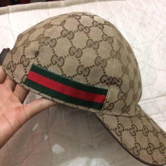 Cap Gucci Original 537f0f663bc2