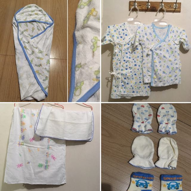 Cars newborn boy clothes