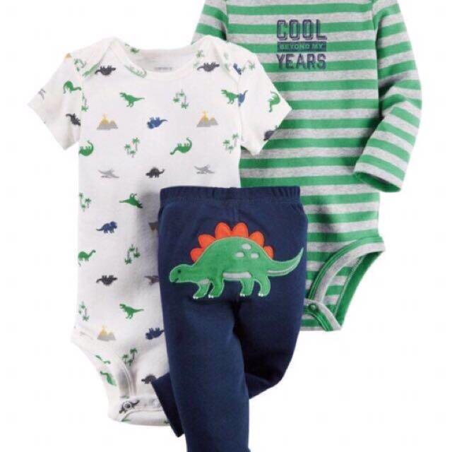 Carters Set Anak Bayi Laki Laki Murah Lucu