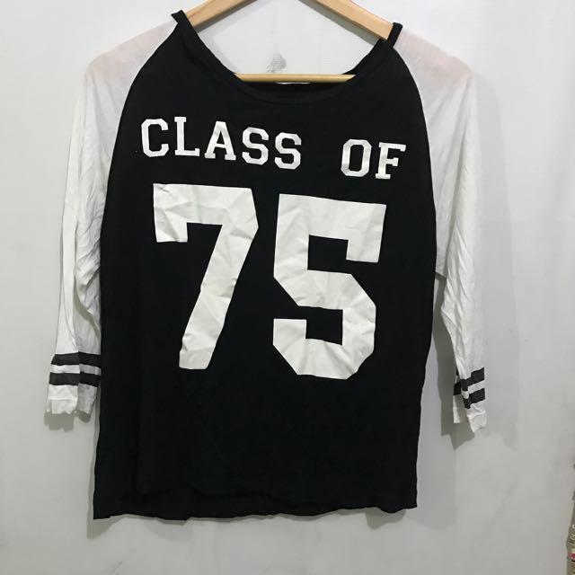 Class of 75 T-shirt