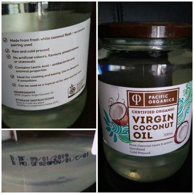 Coconut Oil (700ml)