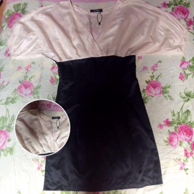 Dress monochrome Rj. Story