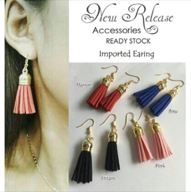 Ear rings anting small beauty