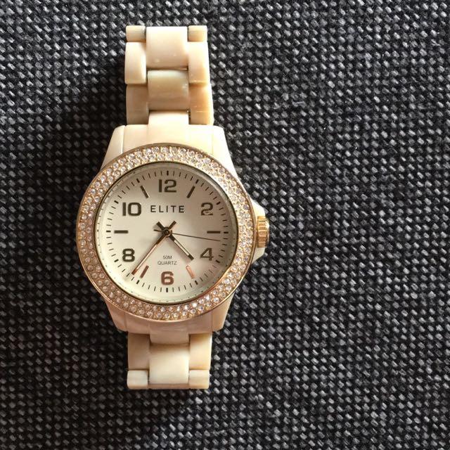 ELITE (coffee coloured) Watch