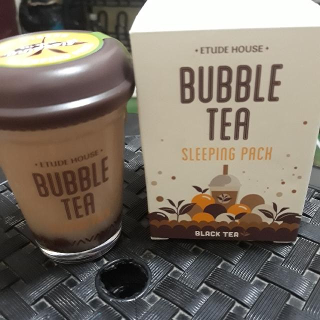 ETUDE HOUSE BUBBLE TEA
