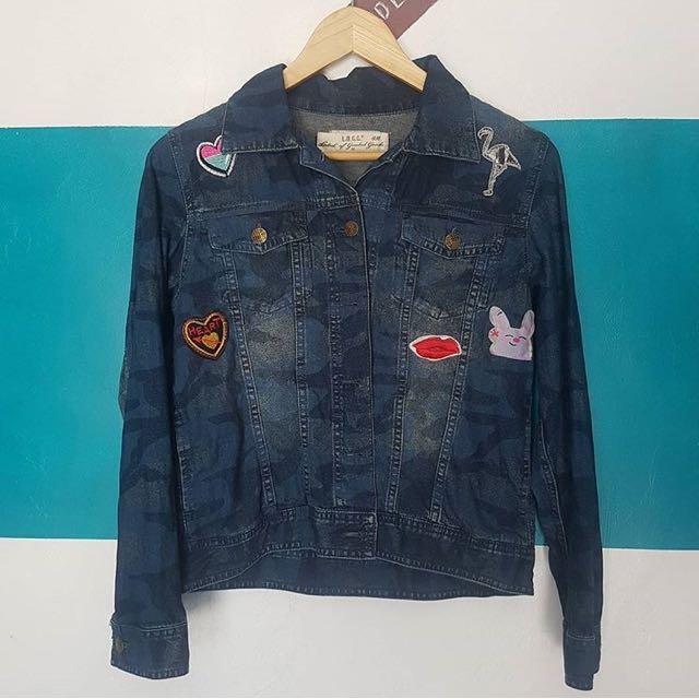 Fad Denim Jacket