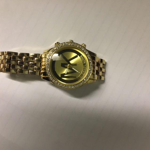 Fake copper Michael kors watch