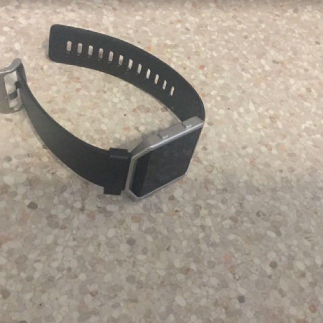 Fitbit Blaze Black Small
