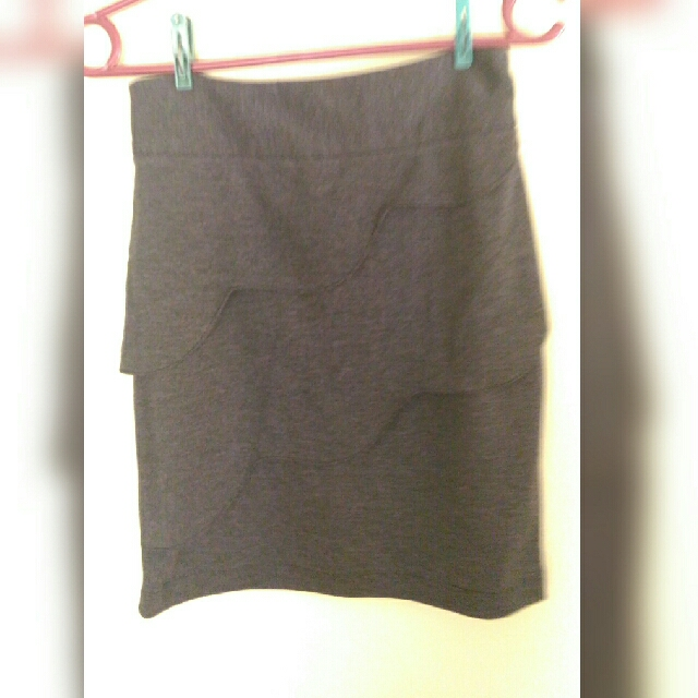 Folded & Hung Skirt
