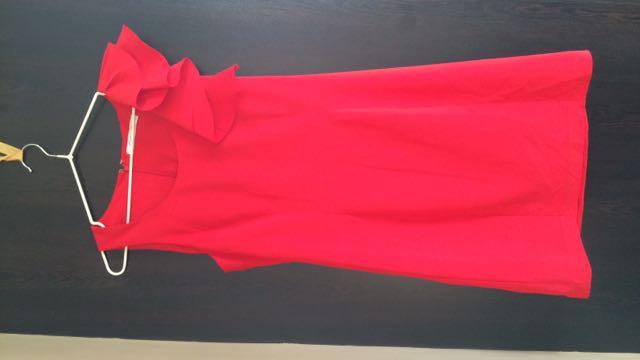 Forever21 Red Dress