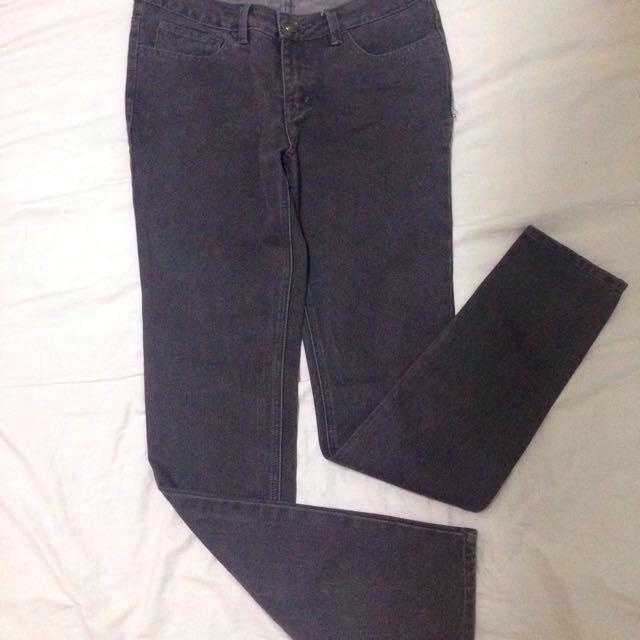Fuel Gray Pants