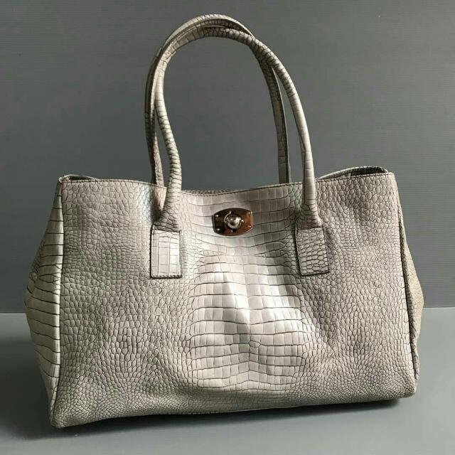 Authetic Furla Appaloosa Gray