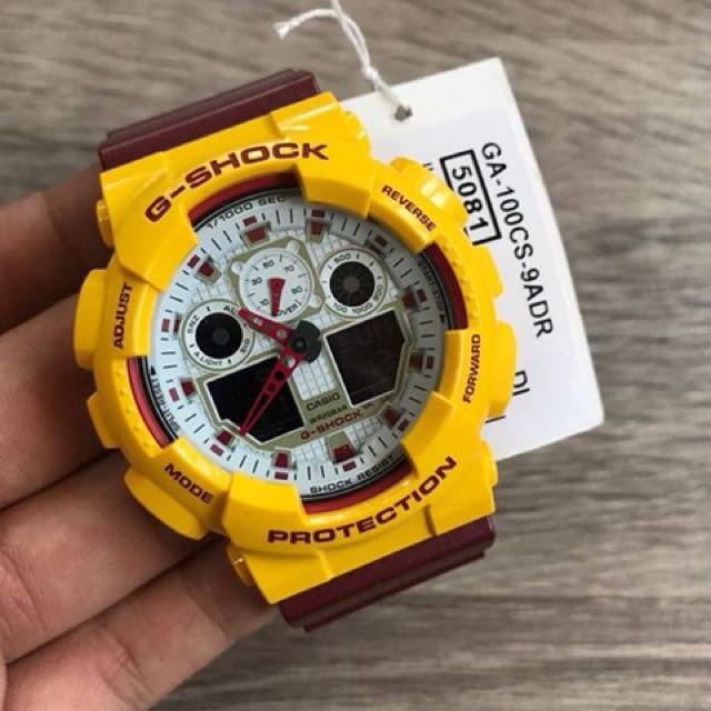 G Shock Cavaliers Inspired Watch