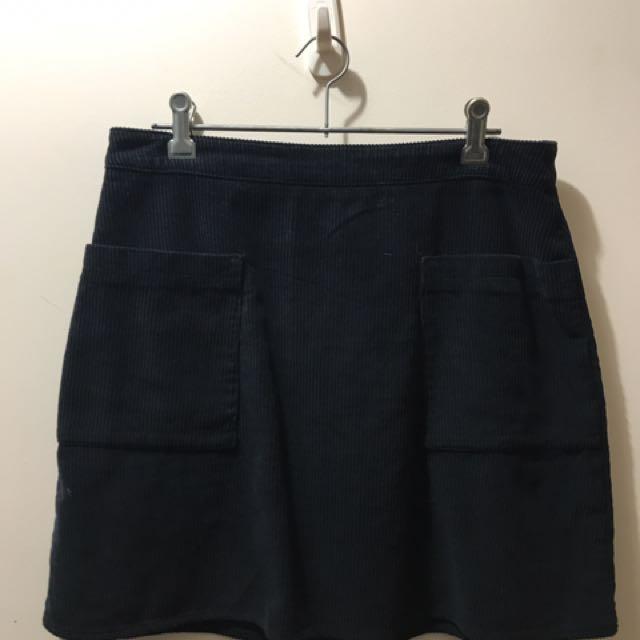General pants cord skirt