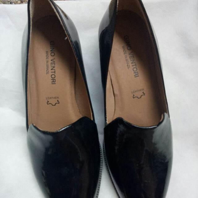 Gino Ventori Leather Shoe