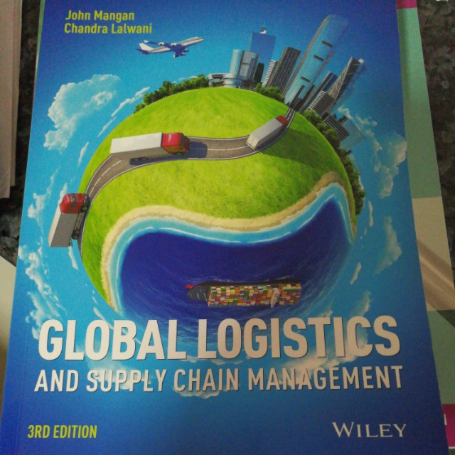 Global logistics, Books & Stationery, Textbooks on Carousell
