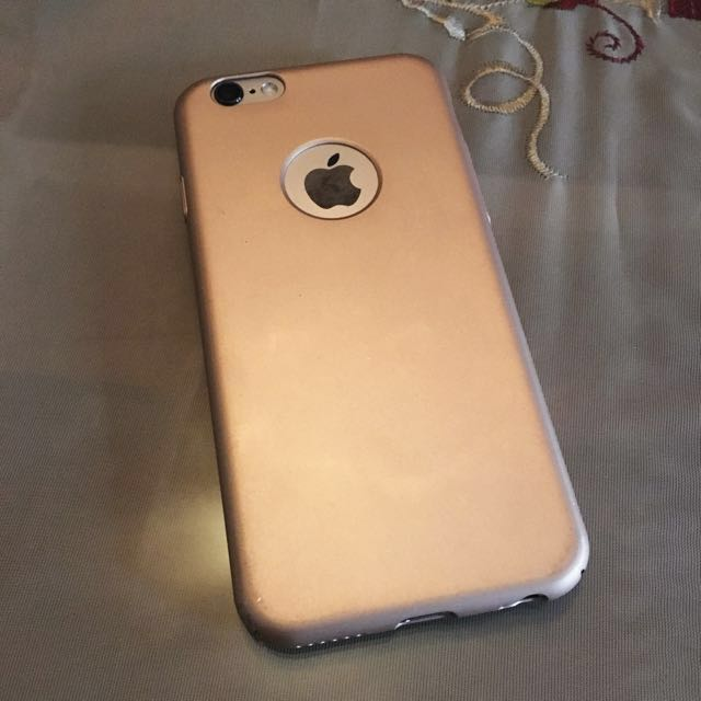Gold IPhone 6 / 6s Case