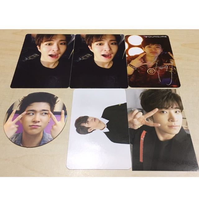 got7 youngjae photocard mad got it got love turbulence just right 1506261317 fdc07686