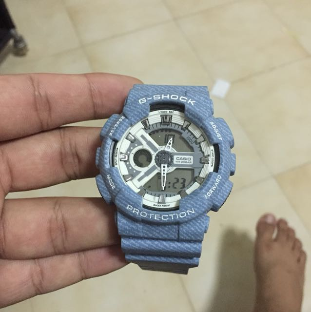 G-shock watch , fast deal