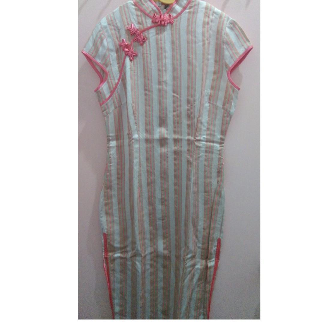 Hannah Cheongsam Dress