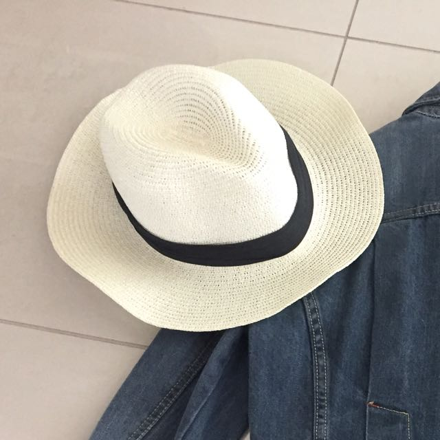Hats and belt ($50)