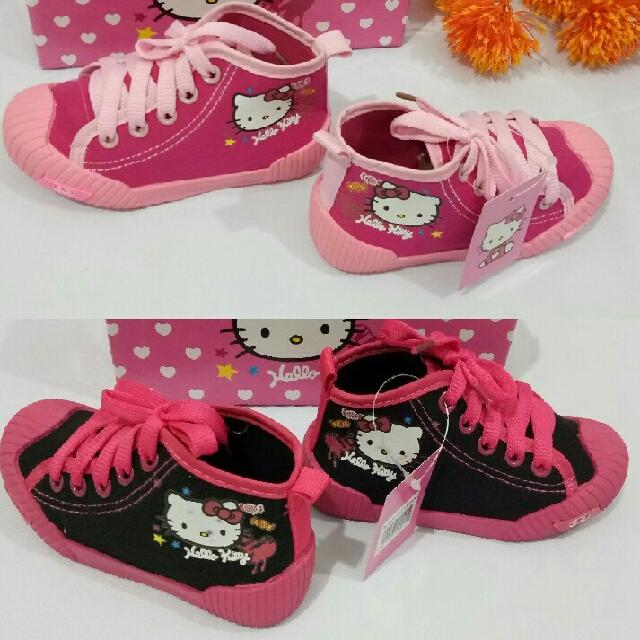 HK Highcut Shoes For Kids