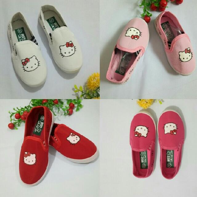 HK Slip On Shoes For Kids