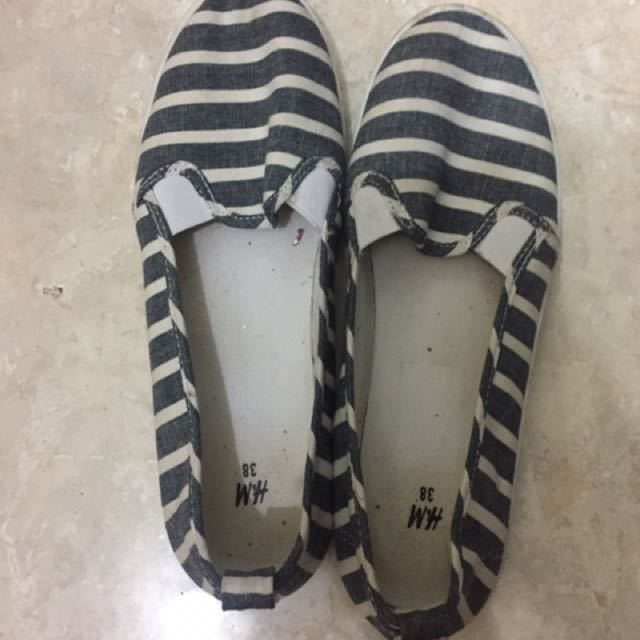 H&m : hnm flat shoes
