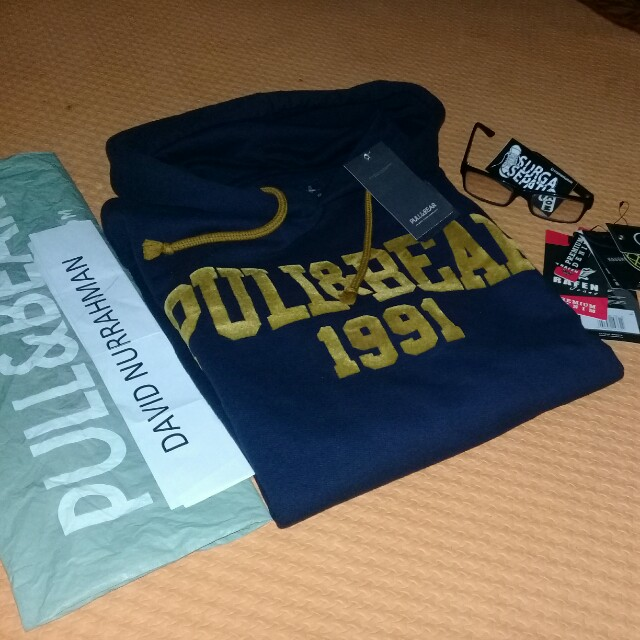 Hoodie Pull&Bear Authentic