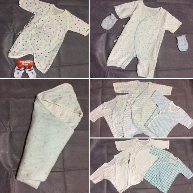 Ice King newborn boy clothes, stuff
