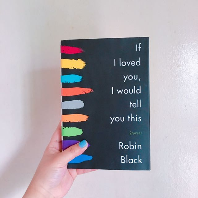 If I Loved You, I Would Tell You This (Hardbound)