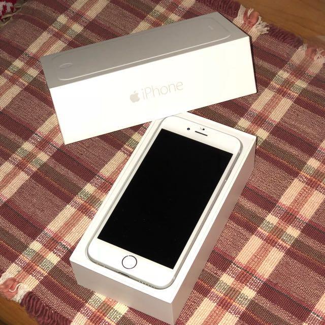 iPhone 6 16g銀色