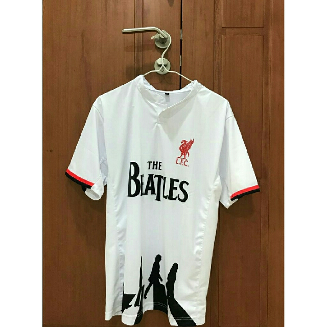 best website 43897 1c49d JERSEY LIVERPOOL THE BEATLES, Olshop Fashion, Olshop Pria on ...