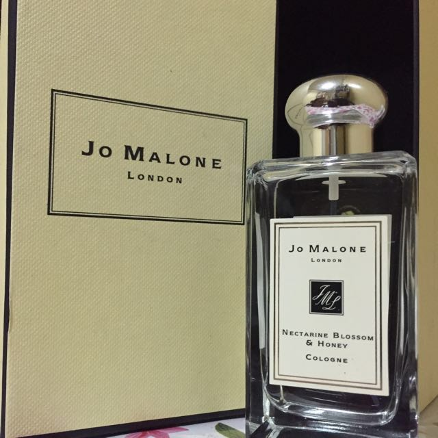 Jo Malone Nectarine Blossom & Honey - US Tester